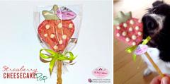 Erdbeer-Pop